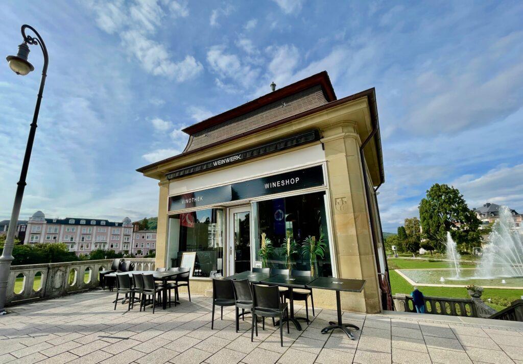 Vinothek Bad Kissingen Weinwerk