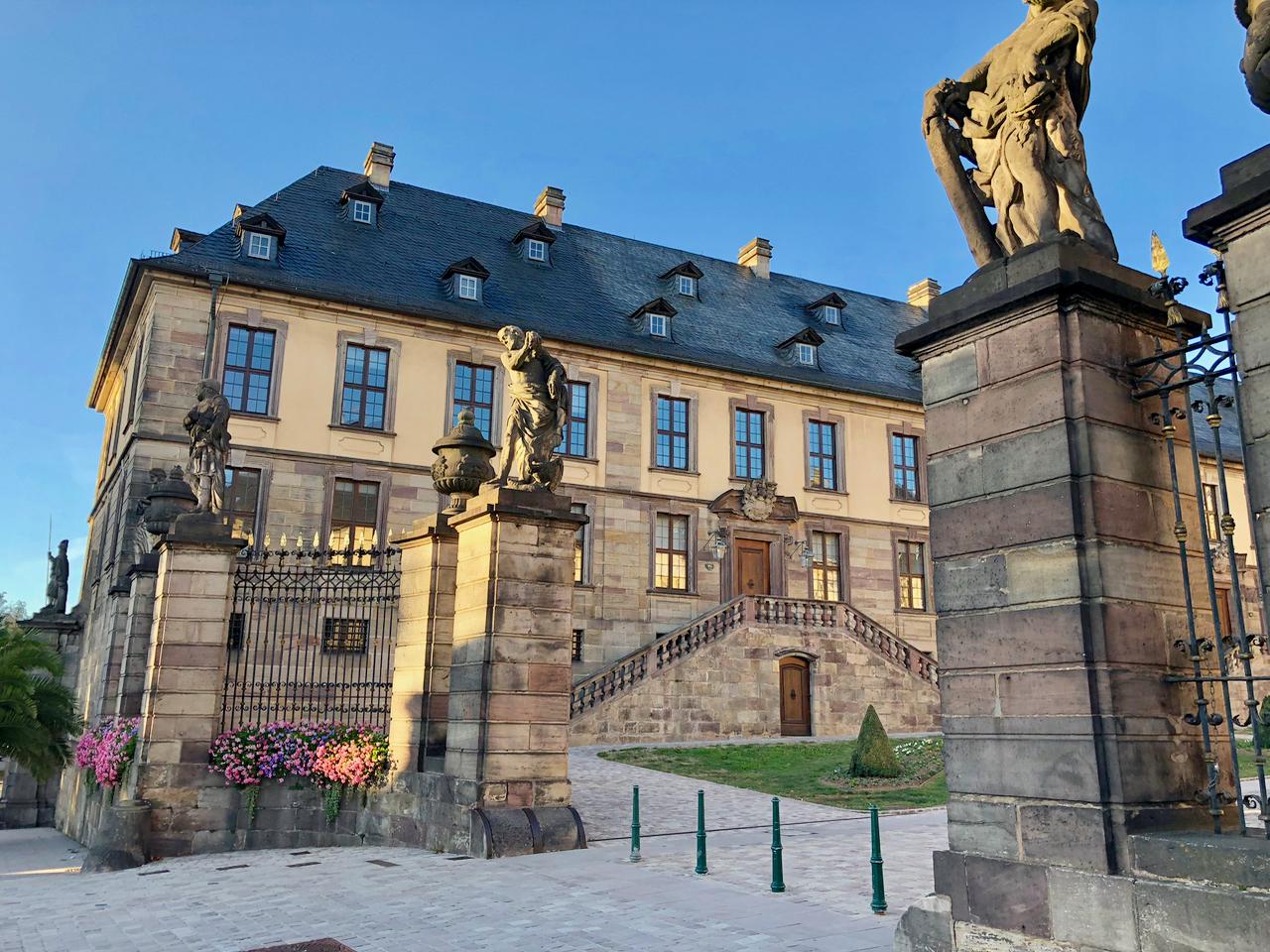 Wochenende in Fulda – Fulda Schloss