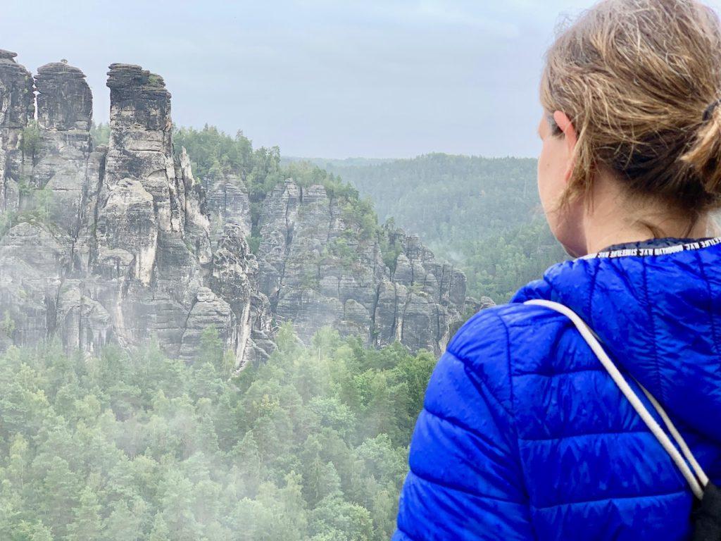 Wandern Bastei