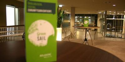 Green Sail im Atlantic Hotel Sail City Bremerhaven