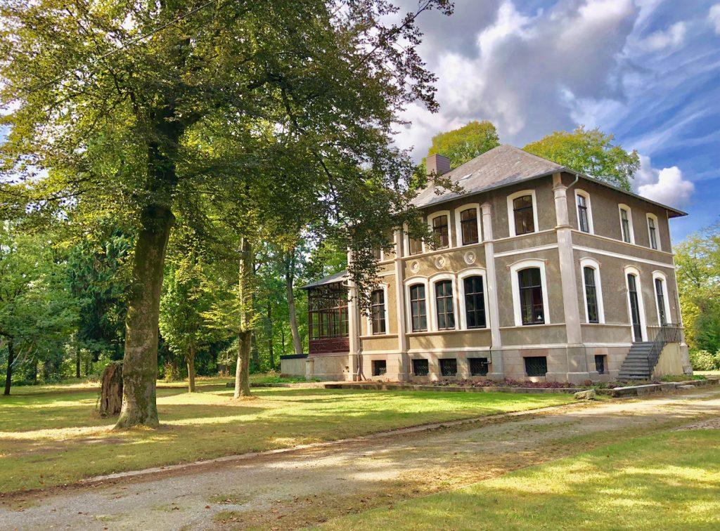 Jagdschloss Klostergut Burgsittensen