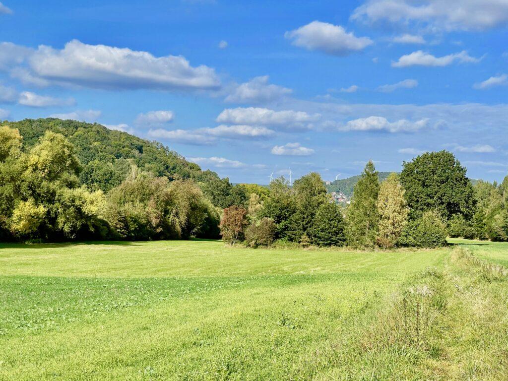 Wandern Bad Kissingen