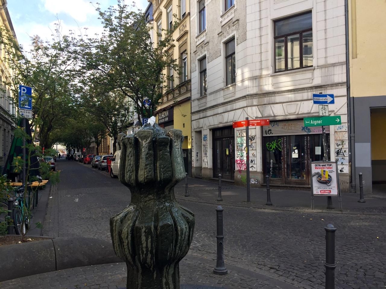 Altstadtbrunnen Bonn