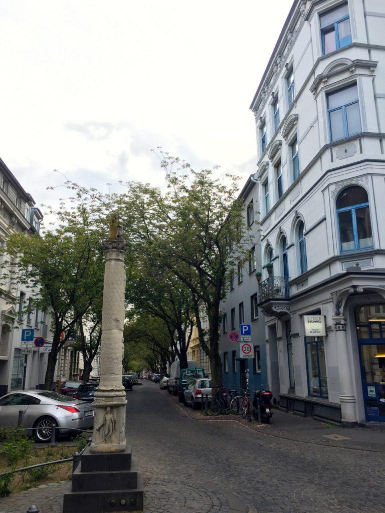 Jupitersaeule Altstadt Bonn