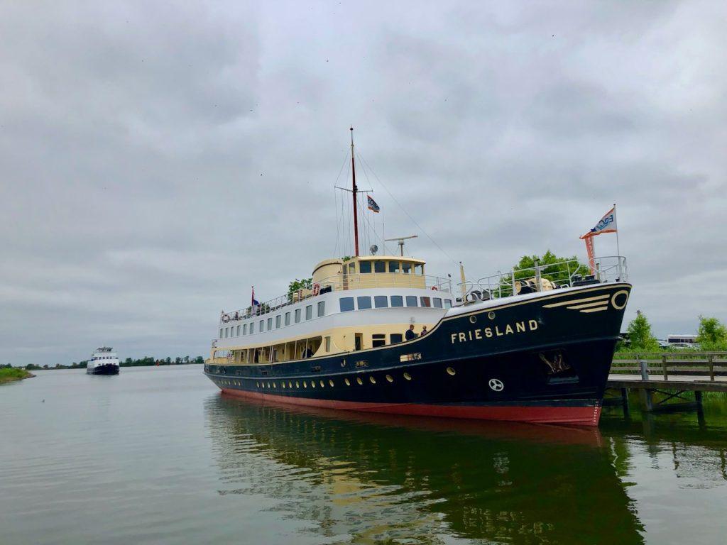 Museumsdampfschiff Friesland