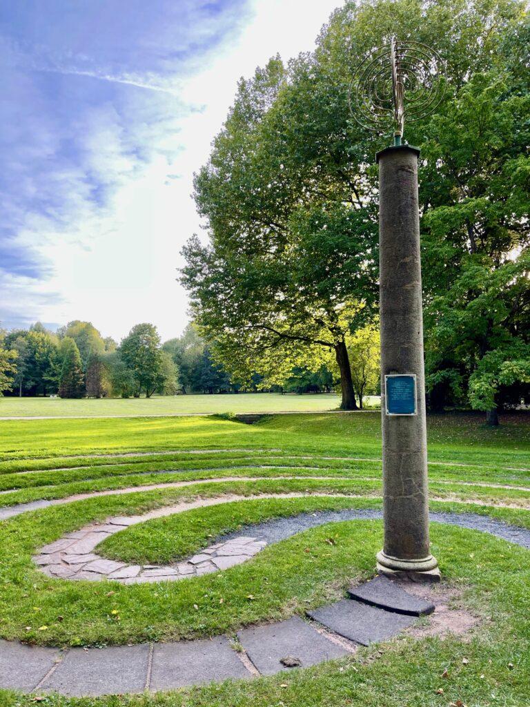 Barfußlabyrinth Bad Kissingen