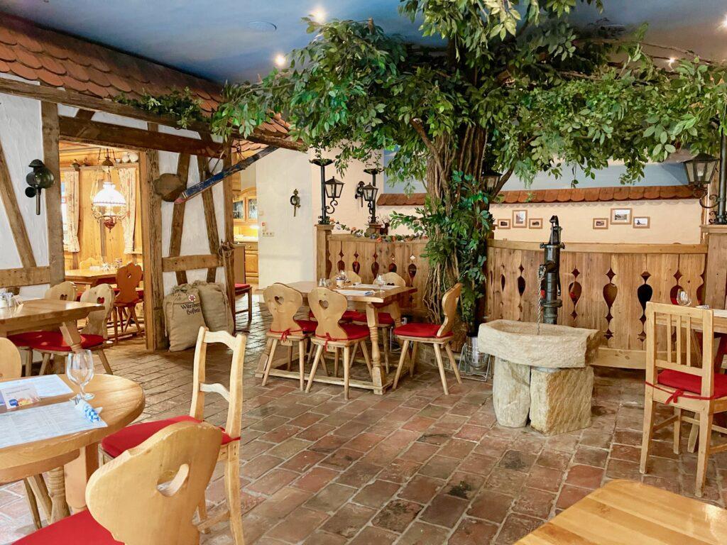 Erlebnisgastronomie Hotel Frankenland Bad Kissingen