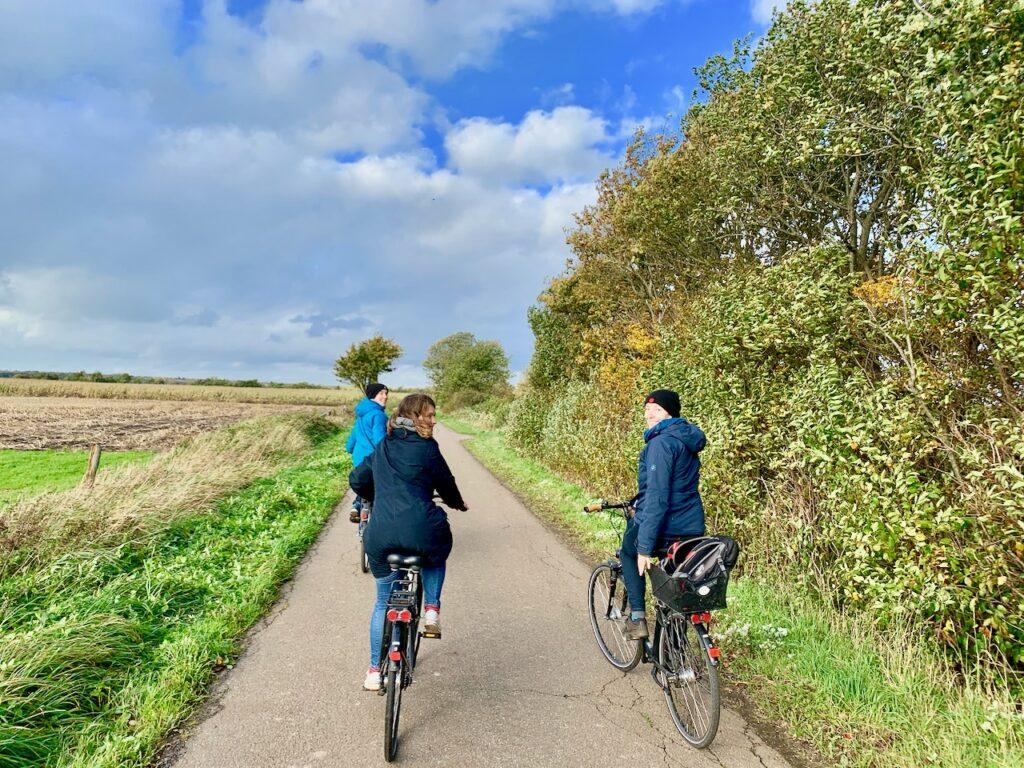 Fahrradtour Schleswig Holstein