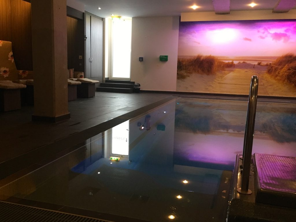 Blick ins Hotel Kolb - Wellnesshotel Langeoog