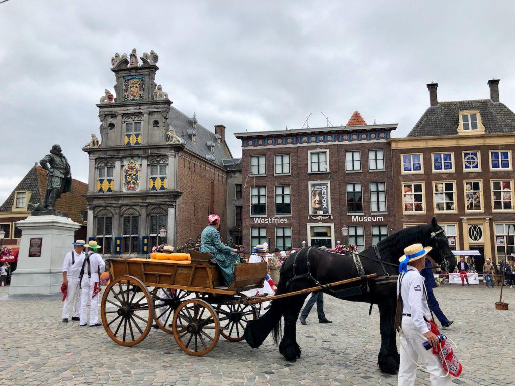 Hoorn Niederlande Altstadt
