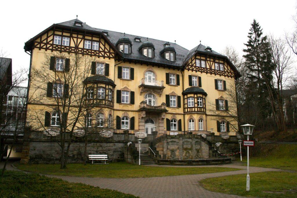 Kurorte Deutschland Bad Steben