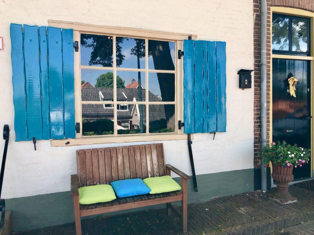 Giethoorn und Umgebung - Streifzug durch Hattem NIederlande