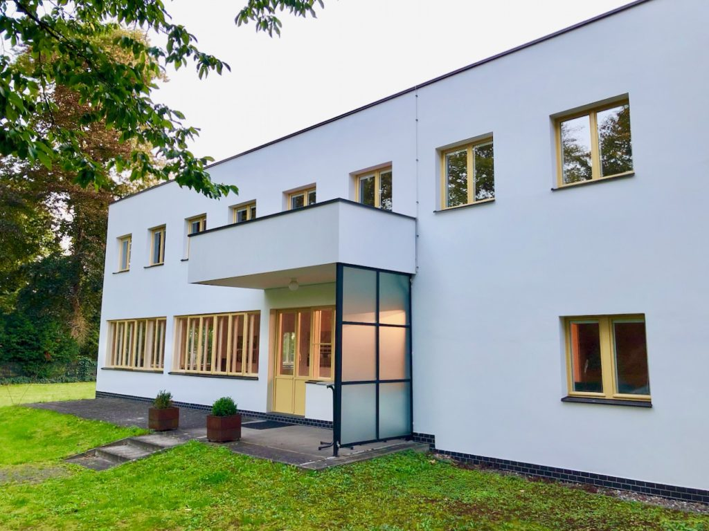 Bauhaus Celle Direktoren Villa