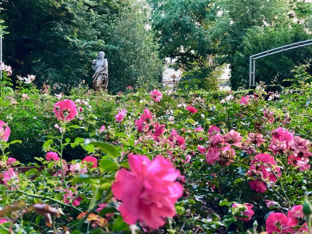 Franzoesischer Garten Celle