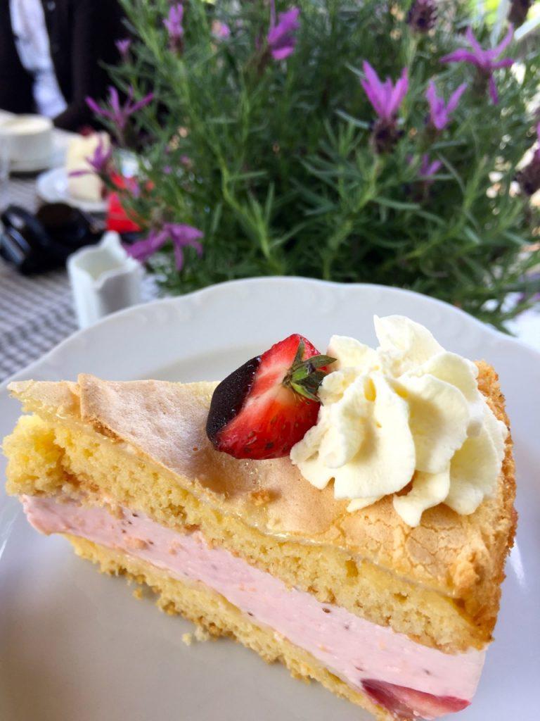 Urlaub Lüneburger Heide - Kaffee & Kuchen Rosenhof Bispingen