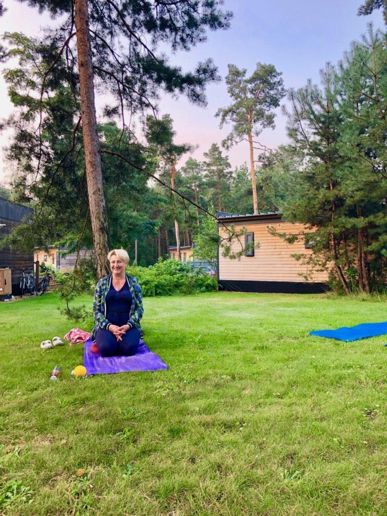 Spreewald Yoga mit Evi