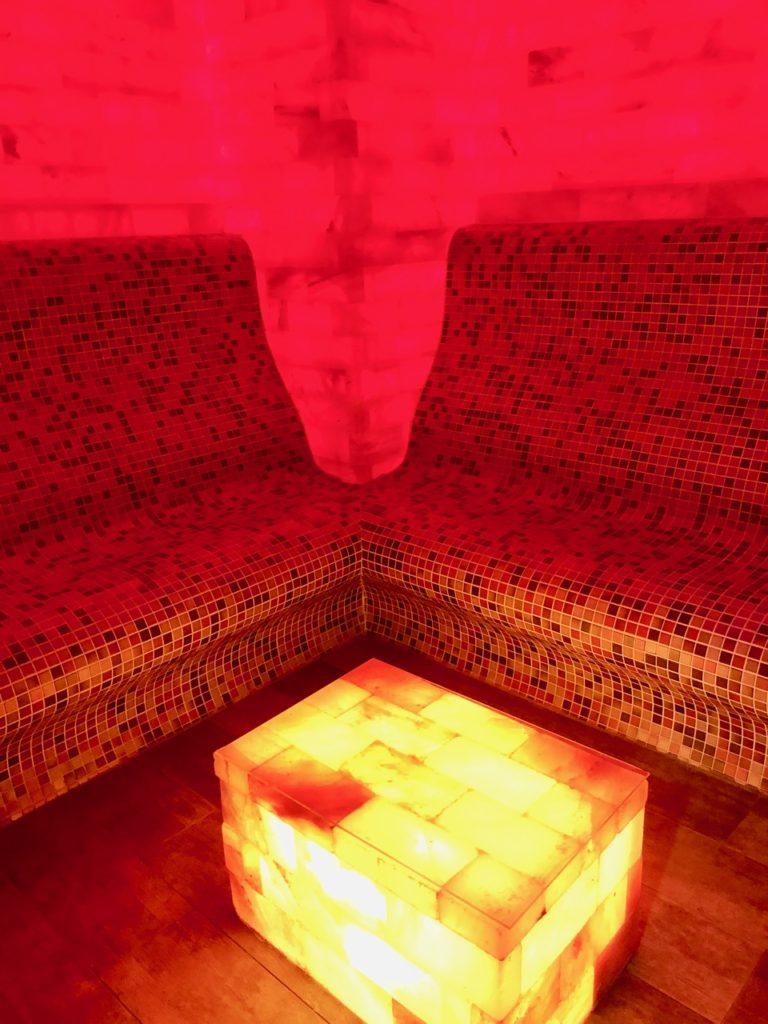 Sauna Schlosshotel Hessen
