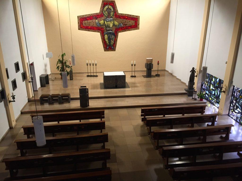 Hildegard Forum - unterwegs im Kloster