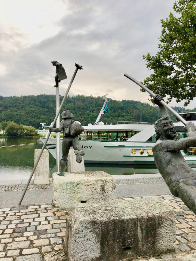 Vilshofen Hafen