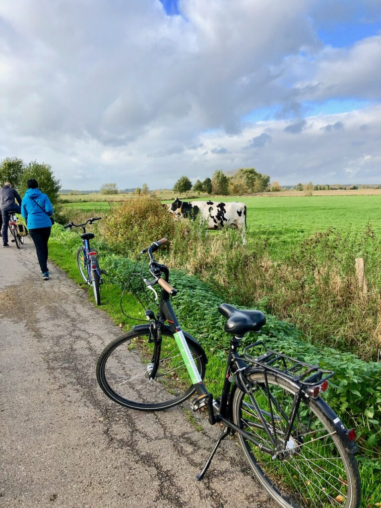 Fahrradtour Schleswig Holstein Binnenland