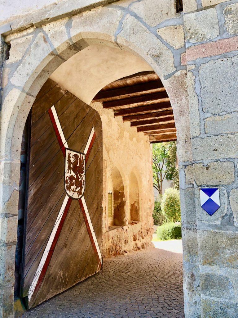 Schloss Neuburg am Inn