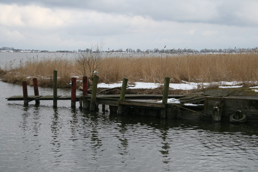 Usedom im Winter wunderschön