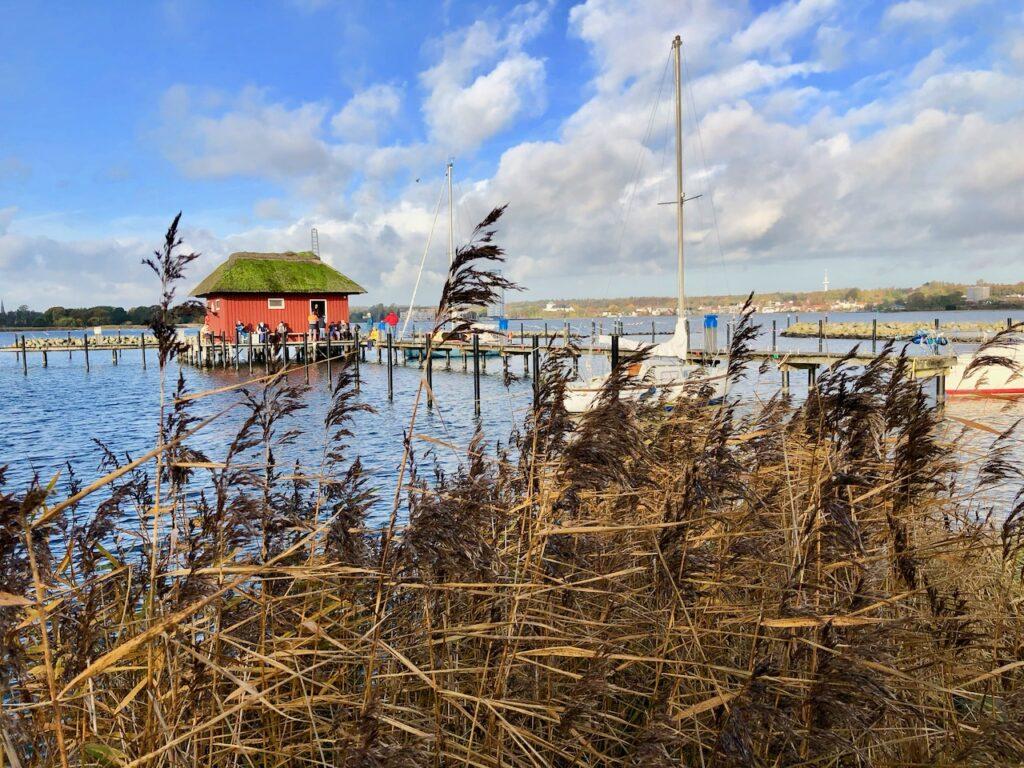 Hafen Haithabu Schleswig