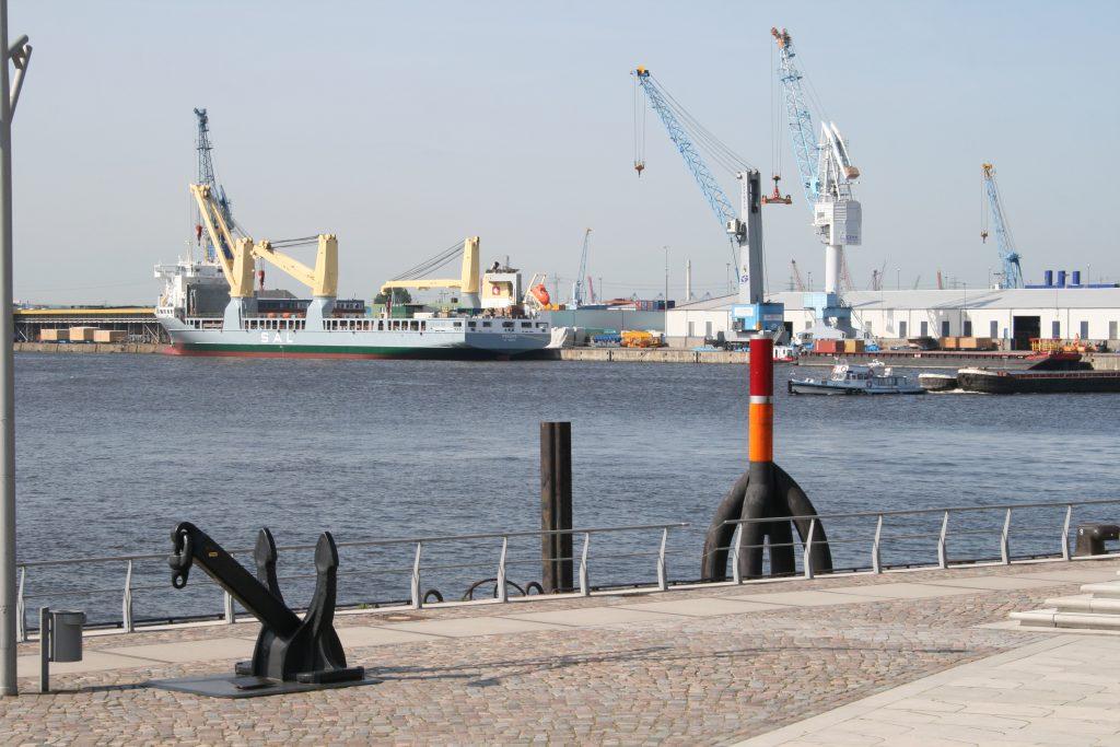 Blick aufs Wasser - Escape Game Hamburg Hafen