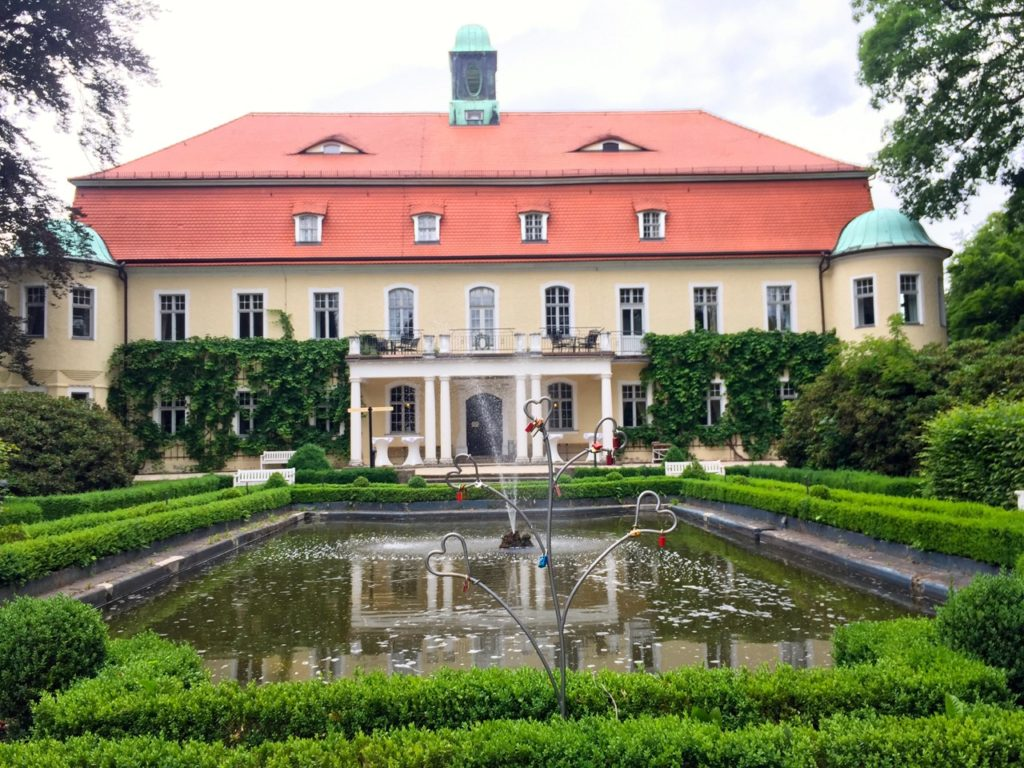 Schloss Schweinsburg Zwickau