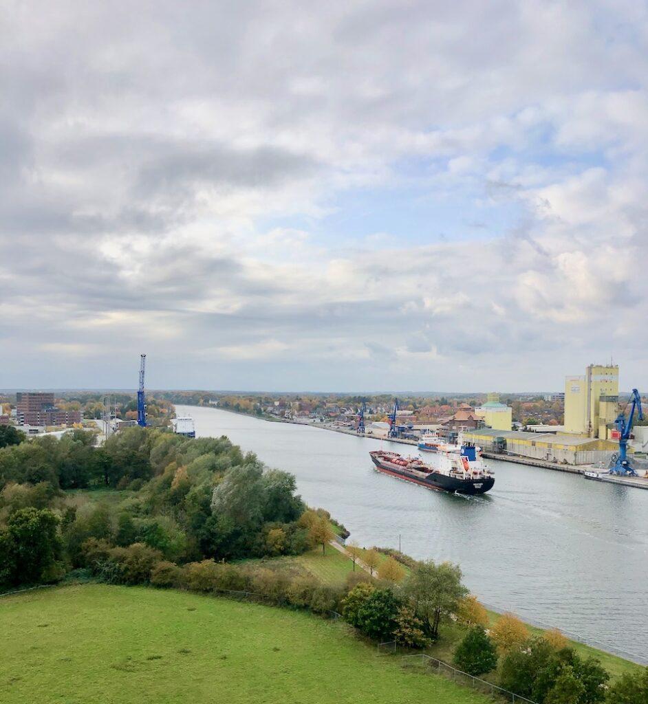 Nord Ostsee Kanal Rendsburg