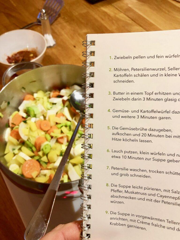 Urlaubskochbuch Schleswig Holstein