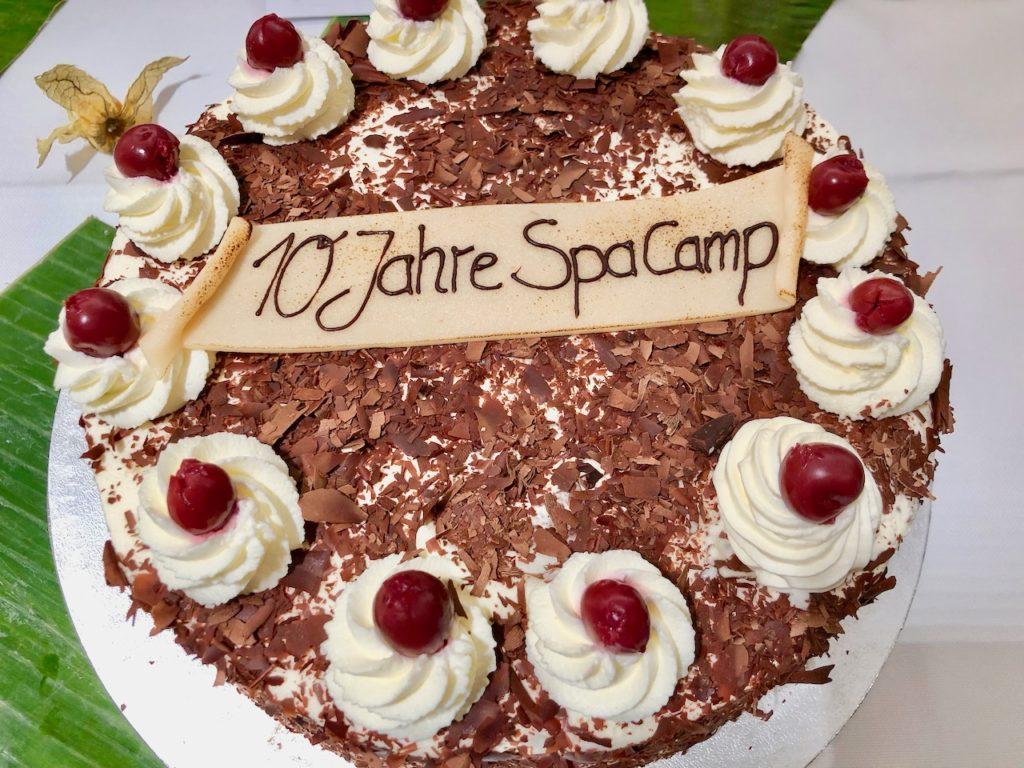 10 Jahre Spa-Camp