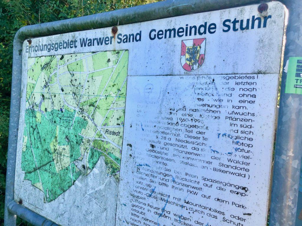 Wandern Bremen Warwer Sand