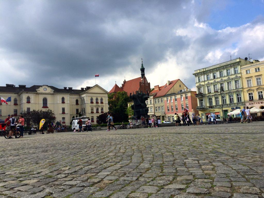 Wo genau liegt eigentlich Bromberg Polen?