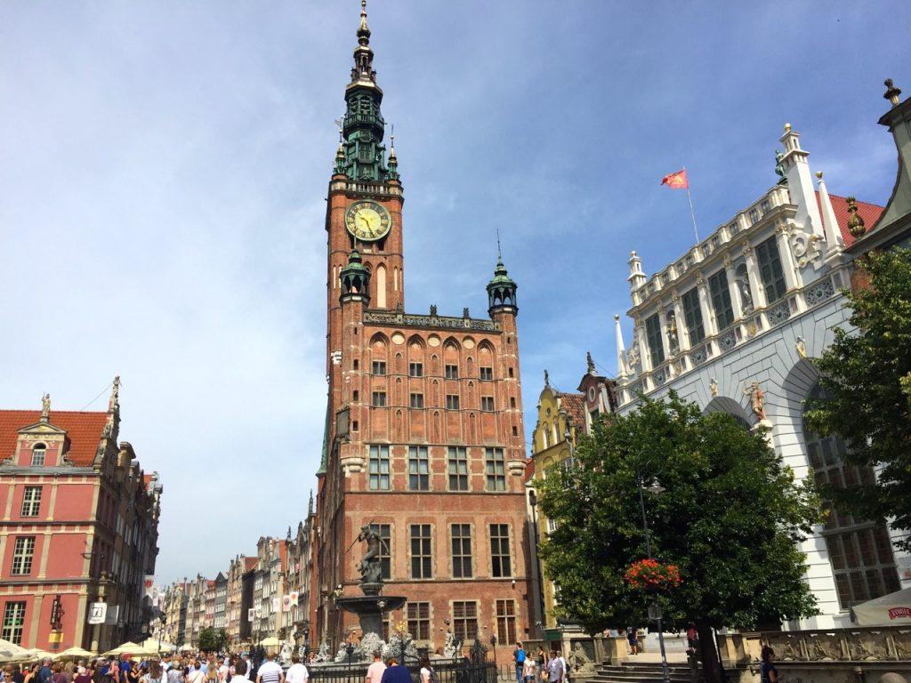 Danzig Reisetipps - Spaziergang durch die Rechtstadt