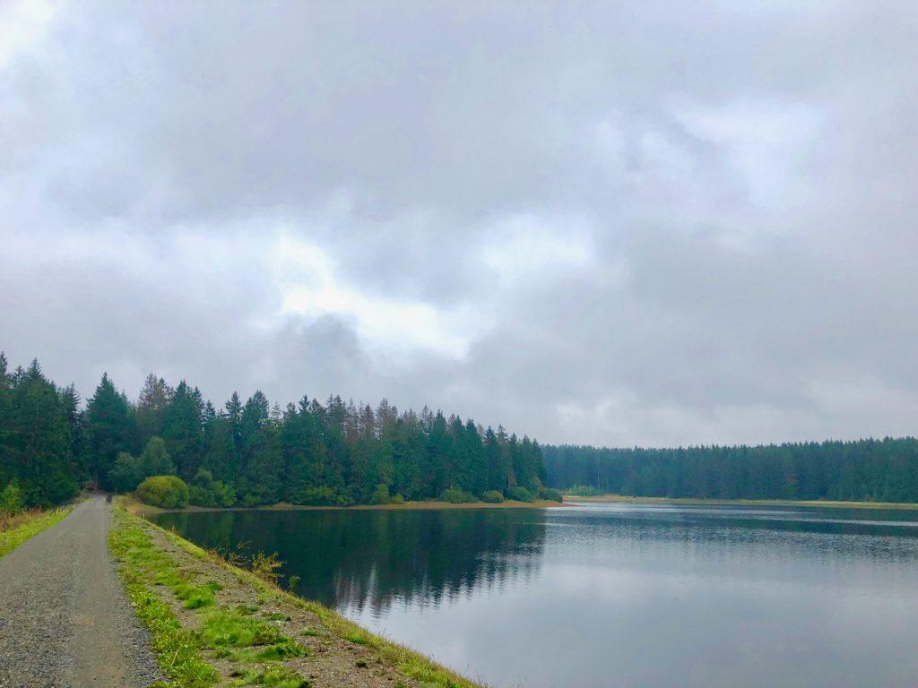 Badeseen im Harz
