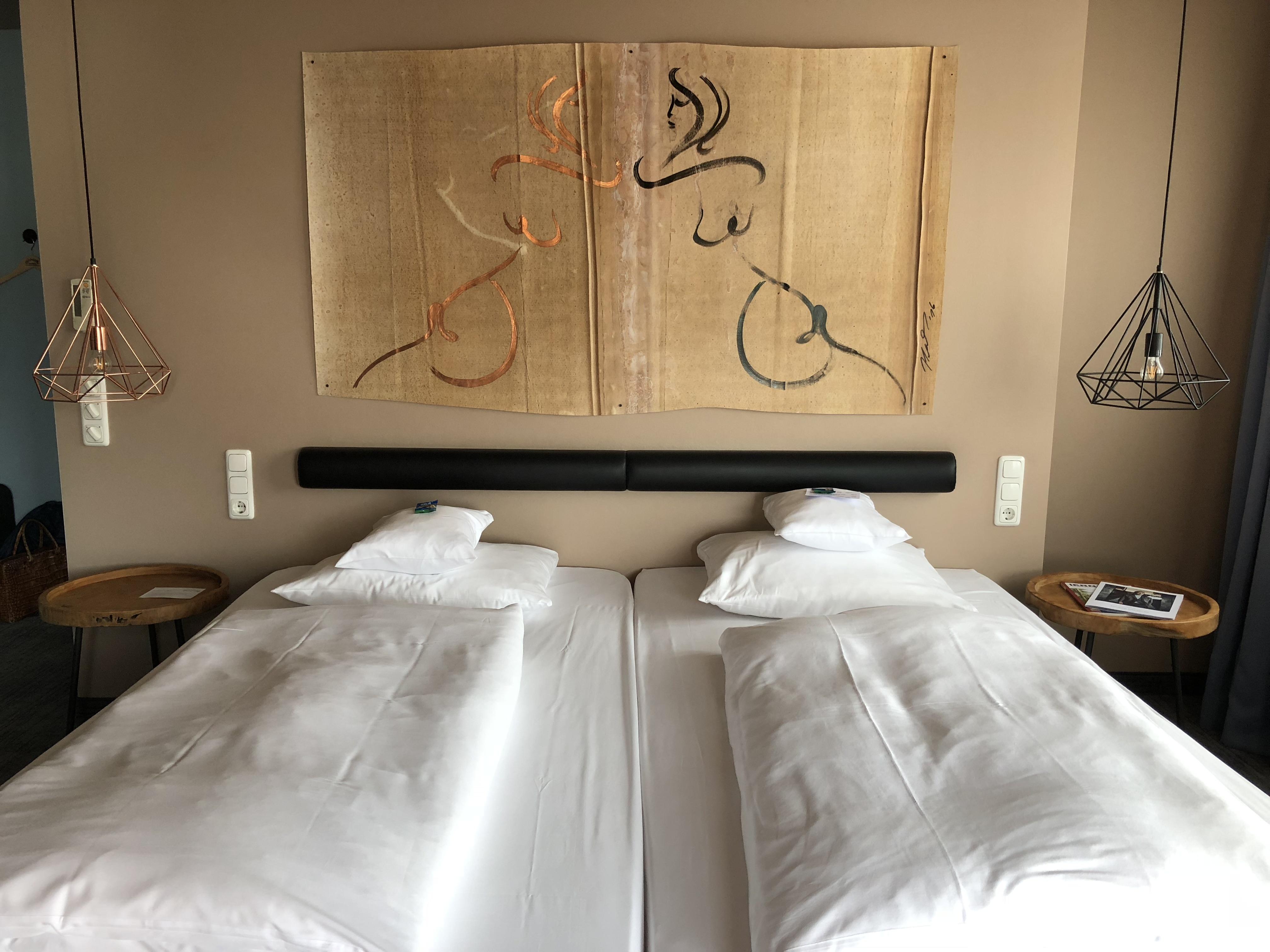 Seehotel Niedernberg Suite