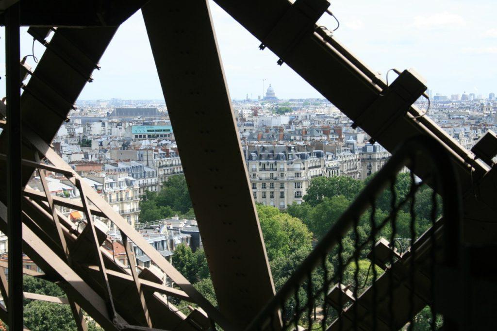 Urlaub Paris - Frankreich - Eiffelturm
