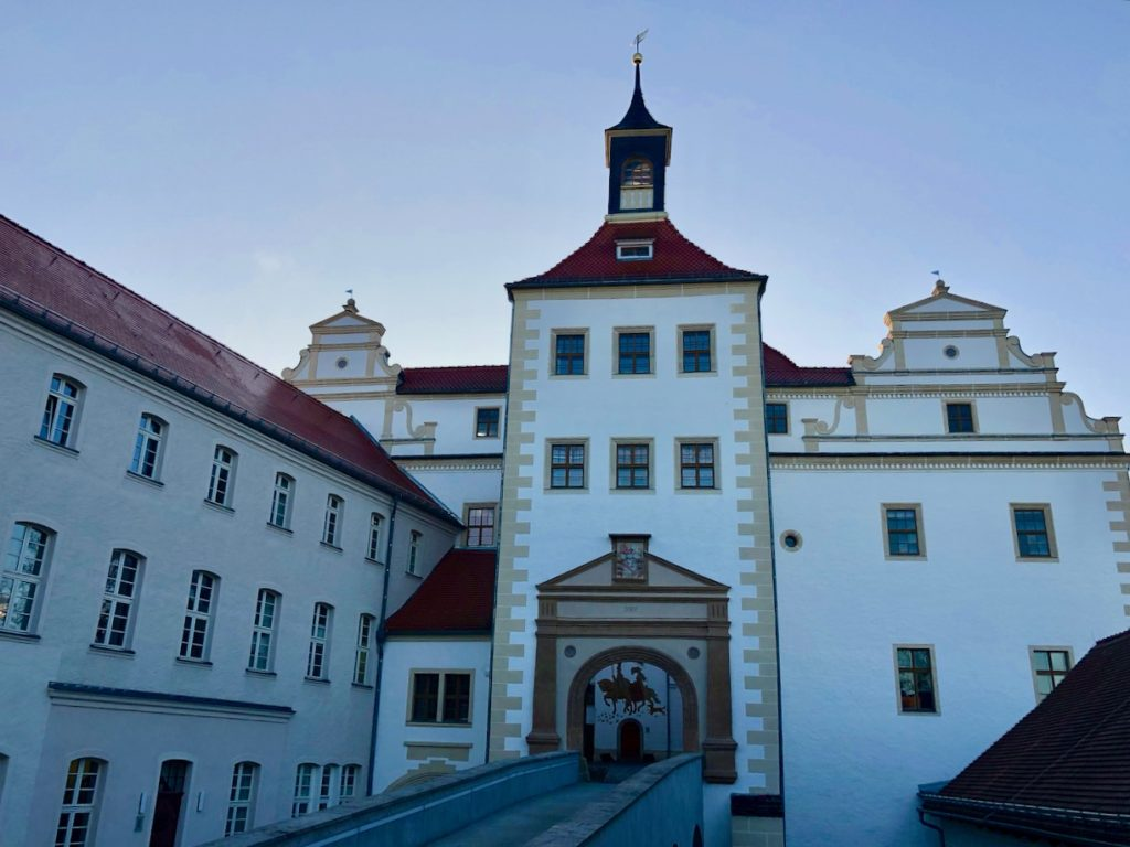 Elbe Elster Land Schloss