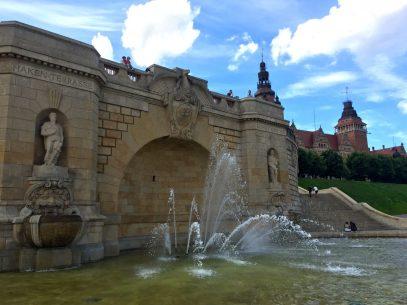 Stettin Reisetipps - An den Hakenterrassen