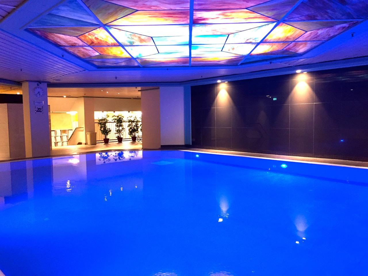 Maritim Hotel Magdeburg Pool