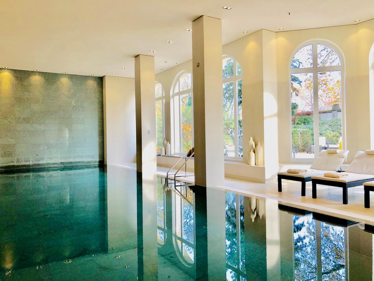 Villa Kennedy Spa Pool