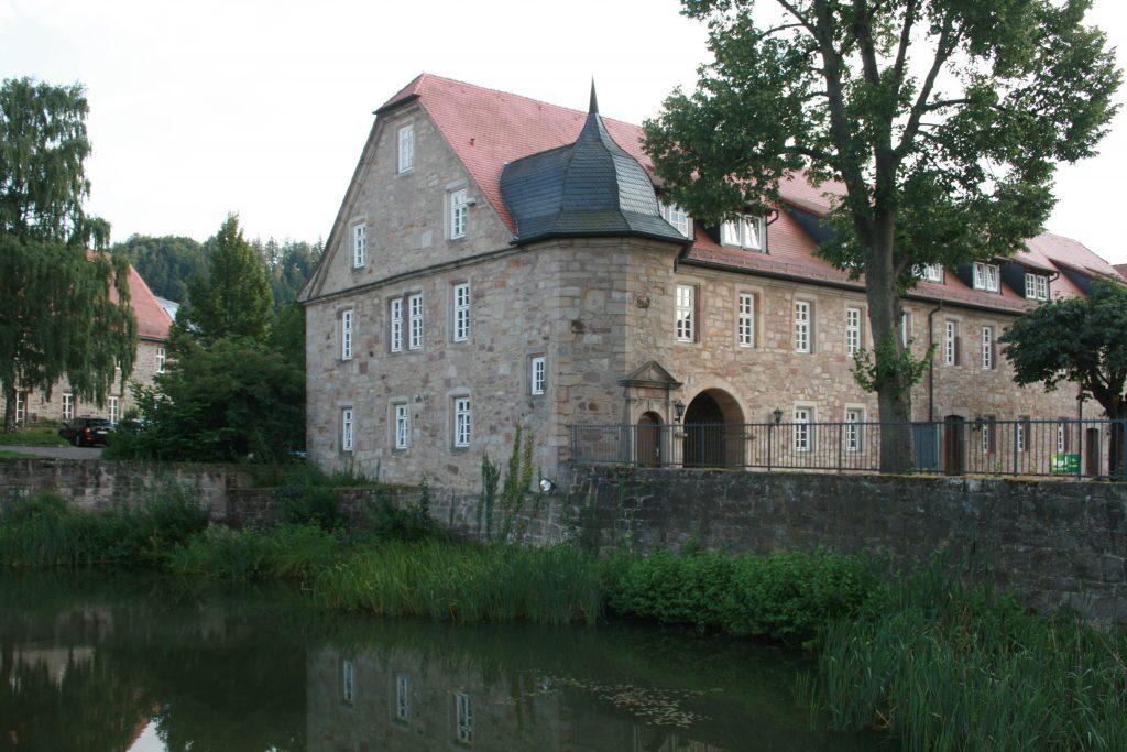 Göbel's Schlosshotel Prinz von Hessen - Wellnessurlaub mit Freundinnen in Hessen