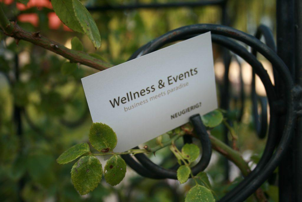 Wellness & Event Location auf spaness.de