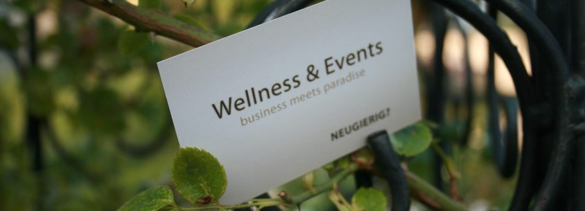 Wellness & Event Location auf spaness.de