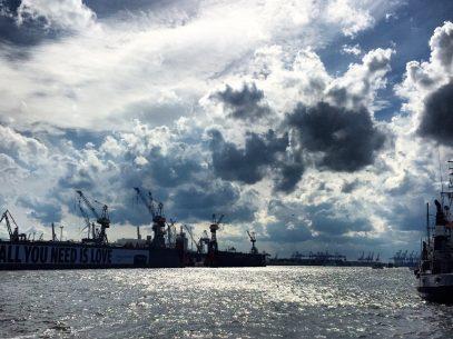 Wandern Hamburg