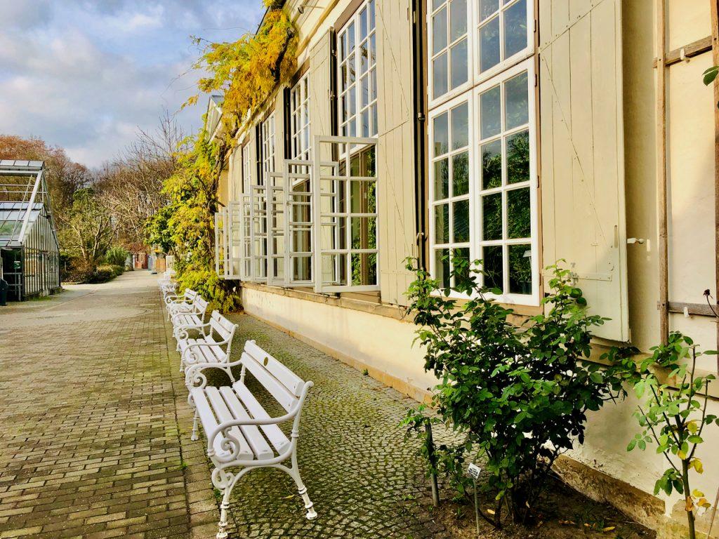 Botanischer Garten Muenster Orangerie
