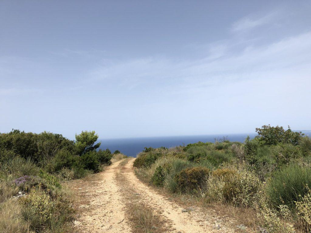 Wandern auf Korfu begeistert