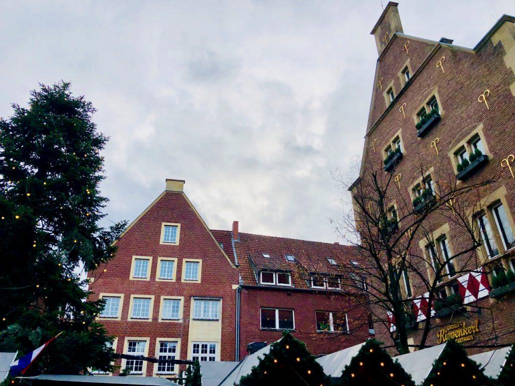 Weihnachtsdorf am Kiepenkerl