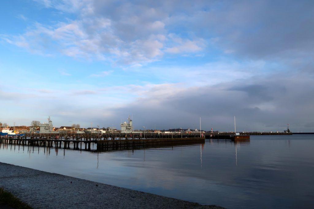 Insidertipps Kiel joggen an der Wasserkante